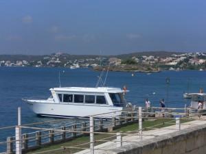 Gestionar la embarcación Lazareto y Lazareto II
